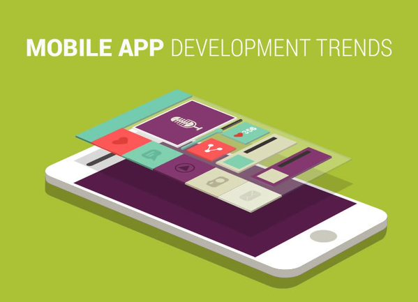Latest Trends For Mobile App Development To Check Out In 2016