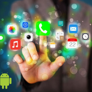 handsome_businessman_pressing_colorful_mobile_app_icons_with_bok