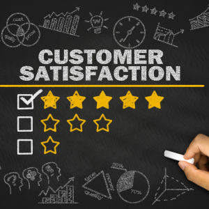 customer satisfaction concept